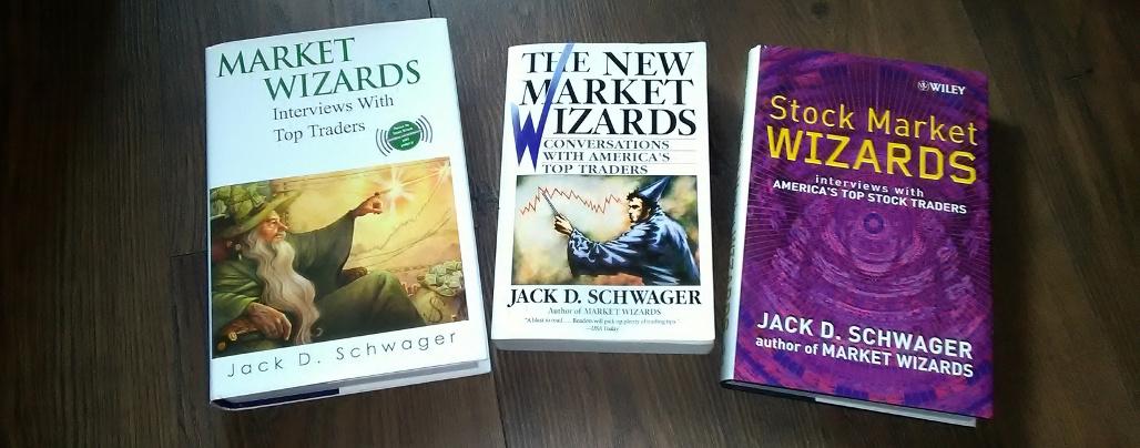 Jack Schwager Market Wizards series